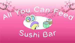 All You Can Feed: Sushi Bar cover