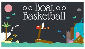 Boat Basketball cover