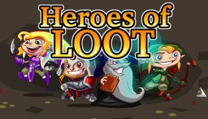 Heroes of Loot cover