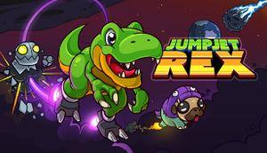 JumpJet Rex cover