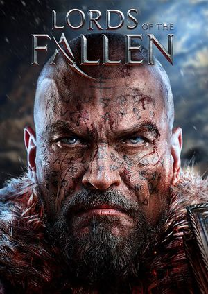 Lords of the Fallen cover
