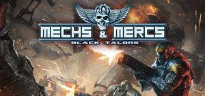 Mechs & Mercs: Black Talons cover