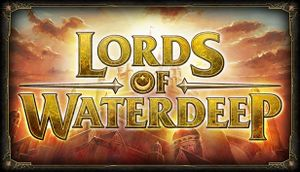 D&D Lords of Waterdeep cover