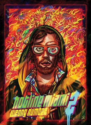 Hotline Miami 2: Wrong Number cover