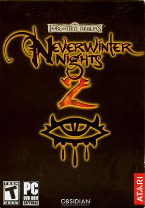 Neverwinter Nights 2 cover