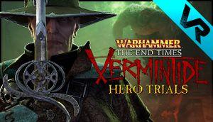 Warhammer: Vermintide VR - Hero Trials cover