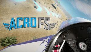 Acro FS cover