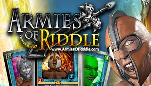 Armies of Riddle CCG Fantasy Battle Card Game cover