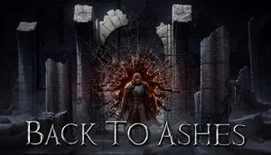 Back To Ashes cover