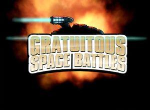 Gratuitous Space Battles cover