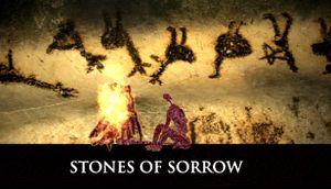 Stones of Sorrow cover