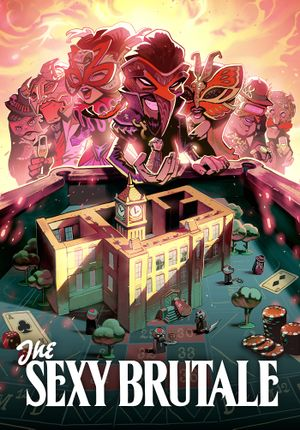 The Sexy Brutale cover
