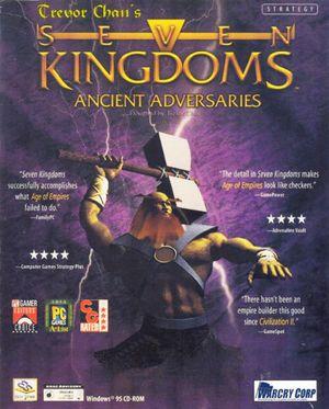 Seven Kingdoms cover