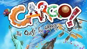 Cargo! The Quest for Gravity cover