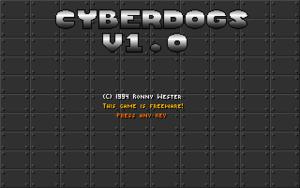 Cyberdogs cover