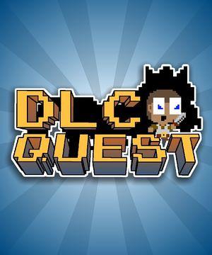 DLC Quest cover