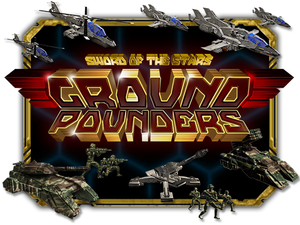 Sword of the Stars: Ground Pounders cover