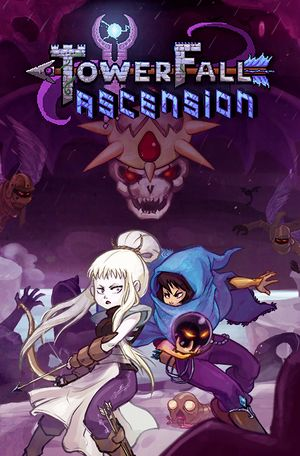 TowerFall Ascension cover