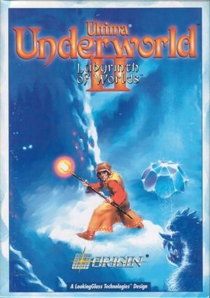 Ultima Underworld II: Labyrinth of Worlds cover
