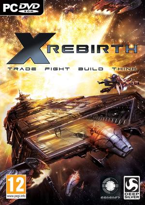 X Rebirth cover