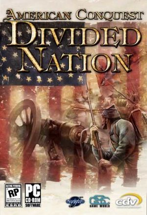 American Conquest: Divided Nation cover