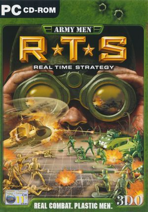 Army Men: RTS cover