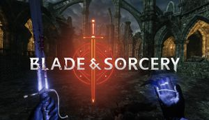 Blade and Sorcery cover