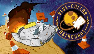 Blue-Collar Astronaut cover