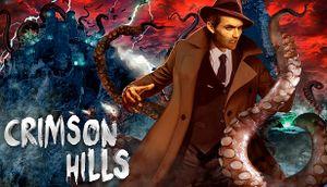 Crimson Hills cover