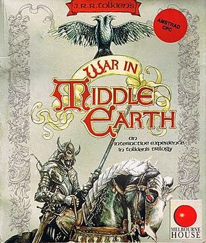 J.R.R. Tolkien's War in Middle Earth cover