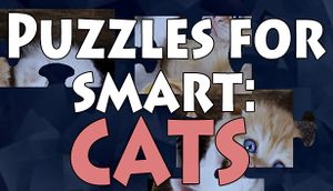 Puzzles for Smart: Cats cover