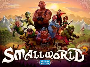Small World 2 cover