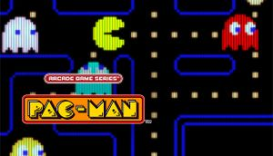 Arcade Game Series: Pac-Man cover