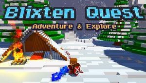 Blixten Quest cover