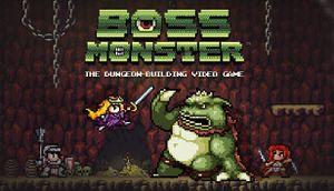 Boss Monster cover