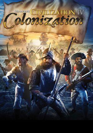 Sid Meier's Civilization IV: Colonization cover