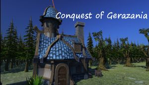 Conquest of Gerazania cover