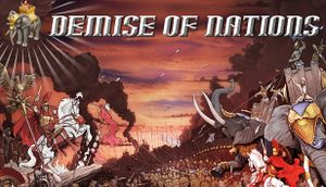 Demise of Nations cover