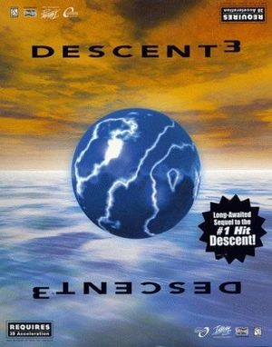 Descent 3 - PCGamingWiki PCGW - bugs, fixes, crashes, mods, guides