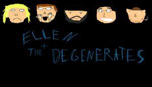 Ellen and the Degenerates RPG cover