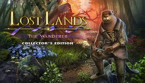 Lost Lands: The Wanderer cover