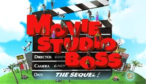 Movie Studio Boss: The Sequel cover