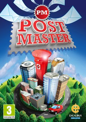 Post Master cover