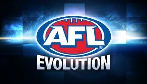 AFL Evolution cover