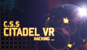 C.S.S. CITADEL VR cover