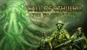 Call of Cthulhu: The Wasted Land cover