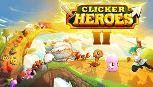 Clicker Heroes 2 cover