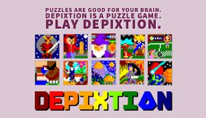 Depixtion cover