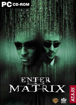 Enter the Matrix cover