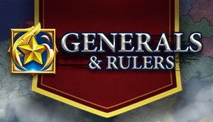 Generals & Rulers cover